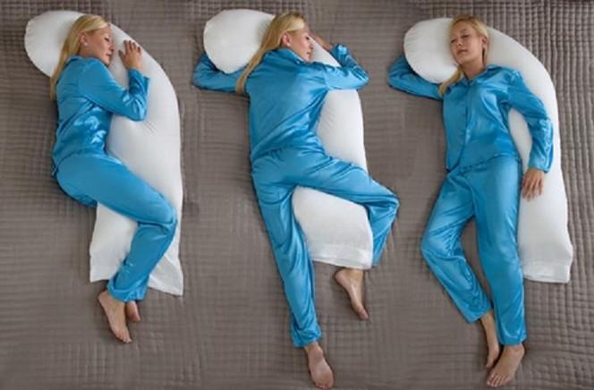 Правильная поза для сна беременной 62